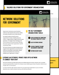 network solutions sheet